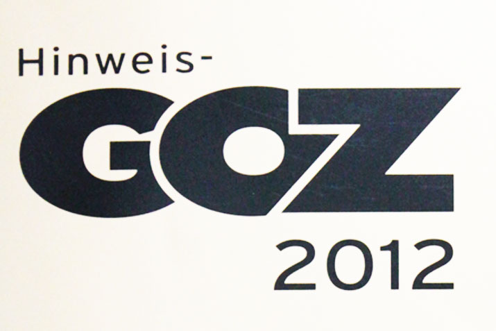 GOZ 2012